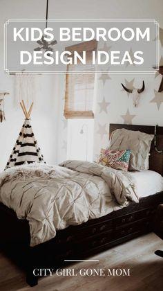 Cool Kids Bedrooms, Kids Bedroom Designs, Kids Room Design, Bedroom Ideas, Tiny Bedrooms, Nursery Ideas, Couple Bedroom, Small Room Bedroom, Girls Bedroom