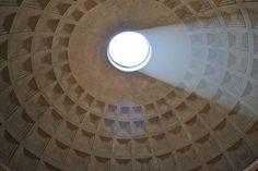 #pantheon #roma #luce #rotonna #vacanzeromane