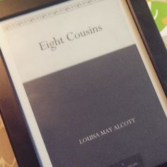 Eight Cousins (1875)- When Rose Campbell a shy orphan arrives on Aunt Hill to live with her six aunts and seven boisterous male cousins she is quite overwhelmed. How could such a delicate young lady used to the quiet hallways of a girls boarding school exist in such a spirited home?  #BookNerd #GoodReads #LMABibliography