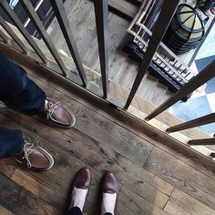 View from the top at the #oxfordexchange | Smoking Shoe Brandy @laiteatelier