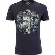 Jack & Jones Men's Originals Newport T-Shirt - Total Eclipse Total Eclipse, Jack Jones, Newport, Men's Clothing, Wardrobe Staples, Originals, Casual, Mens Tops, T Shirt