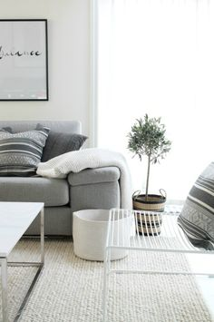 living room | grey