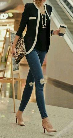 Jacket & Jeans