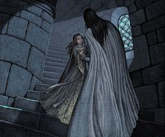 """A song of ice and fire- """"Little bird is trying to fly away is she?"""" Sansa runs into Sandor"""
