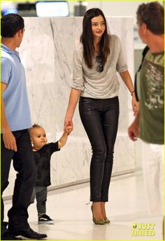 her outfits are always so adorable..she is my fav! and her babes is too cute