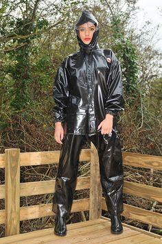 Two Piece Rainsuit