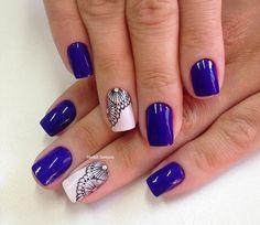 Ver esta foto do Instagram de @madahsantana • 1,159 curtidas Lace Nails, Pretty Nail Art, Nail Technician, Hair And Nails, Nail Art Designs, Nailart, Hair Beauty, Fancy, Instagram Posts