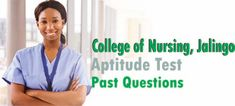 Download School of Nursing Jalingo Past Questions and Answer on this page, Aptitude Questions will help to Increase speed, exposure, reduce exam anxiety State School, State College, Past Questions, This Or That Questions, Atm Card, Entrance Exam, Midwifery, Question And Answer, Gatos