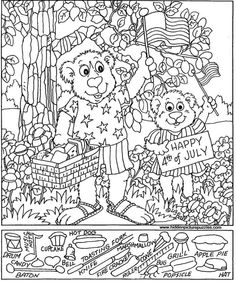 203 Best Hidden Pictures Images Coloring Pages Coloring Book