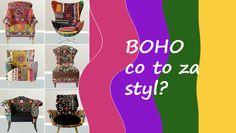 Czy wiecie co to jest STYL BOHO? Bohemian, cygańska fantazja. Kolory i wzory pozornie do siebie nie pasujące. Dużo fioletu, różu i butelkowej zieleni wmiksowanych w kwiatowe wzory. Ile pozytywnej energii płynie do nas z takich wnętrz. Czy chcesz mieś tak kolorowo we wnętrzu, czy może pociąga Cię bardziej styl skandynawski? https://www.facebook.com/enplan.duna/photos/a.1003142106468090.1073741828.1003131289802505/1074213552694278/?type=3&theater
