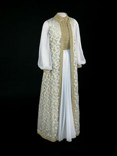 First Lady Rosalynn Carter's Inaugural Gown, 1977