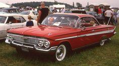 1961 Chevrolet Impala 2 door hardtop