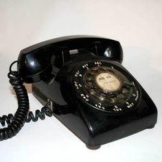 Western Electric Rotary Phone now featured on Fab. I miss this phone!