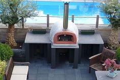 Fornitalia Pizzaovens - Thuis » DHZ ovenbouwpakket Four A Pizza, Garden Ideas, Google, Outdoor Decor, Home Decor, Ovens, Homemade Home Decor, Landscaping Ideas, Backyard Ideas