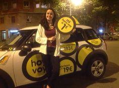 hora-voy de la setmana ANDREA!#hoyvoy #autoescuela #barcelona