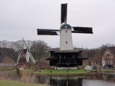 'Mijn Genoegen',  Windmill. Nederlands Openluchtmuseum, Arnhem.
