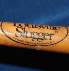 1982 Dixie Youth Baseball World Series Louisville Slugger Souvenir Bat from Live Oak Antiques on Ruby Lane