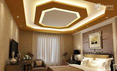 5 Stunning Cool Tips: False Ceiling Ideas Entrance pop false ceiling ideas.False Ceiling Home Interior Design false ceiling design luxury. False Ceiling Design, False Ceiling For Hall, False Ceiling Living Room, Bedroom Ceiling, Living Room With Fireplace, Kids Interior, Modern Interior Design, Modern Decor, Ceiling Chandelier
