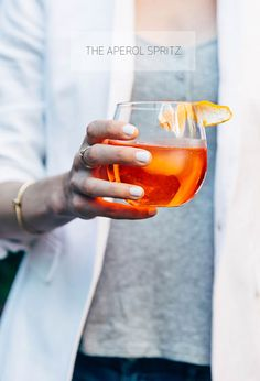 A Delicious Welcome to Fall with Aperol!