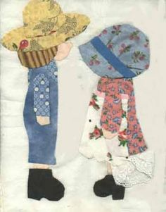 :) sue pattern, sew, quilt patterns, doll patterns, sunbonnet sue, quilts, quilt idea, free sunbonnet, sue quilt