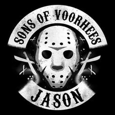 Complete Your Killer Look With These 30 Slasher Movie Inspired T-Shirts - Neatorama Slasher Movies, Horror Movie Characters, Horror Movies, Iconic Characters, Jason Voorhees, Cartoon Network, Horror Artwork, Horror Decor, Funny Horror