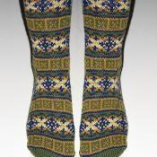 Saxony: The Socks - via @Craftsy