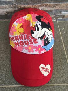 Vintage Disney Mickey Mouse Minie Mouse Cap Disney Mickey Mouse Minie Mouse Baseball Cap Disney Mickey Mouse Minie Mouse Sport Hat Cap by MudeanDean