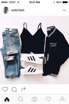 Cute outfits for school that are easy and trendy can be hard to put together sometimes. Laid back or fashionista, we have cute outfits for you! Teenager Outfits, Outfits For Teens, Trendy Outfits, Fall Outfits, Summer Outfits, Teenage Outfits For School, Dress Outfits, Cute Easy Outfits For School, Shoes