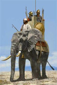 Hannibal's war elephant