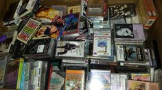 Do you want in on a secret? You can find cassette tapes for under 25c a piece and sell them for $35, or more. How's that for profit margin?! The t