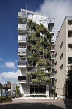 Project - Vent Vert - Architizer