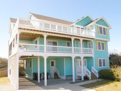 Montana Mermaid is the perfect Nags Head vacation rental. With amenities abound from an elevator to the private pool, everyone in the family will enjoy their Outer Banks beach vacation at Montana Mermaid. With a spacious floor plan, large game room and large living area, the whole family will enjoy their privacy while stay here.The wrap around decks offer unbelievable ocean , sound, and sunset views. Sheets and towels provided in 2016 but are not provided for partial or discounted weeks…