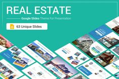 A complete range of modern and best slides for 2019, Real Estate Google Slides Theme For Presentation is designed by SlideOne team professionally to suit all disciplines in real estate business, whether it is a small real estate office or a large...