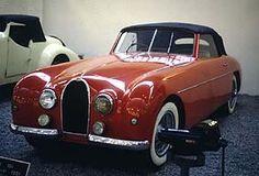 1951 Bugatti Type 101...never met a Bugatti I didn't like!
