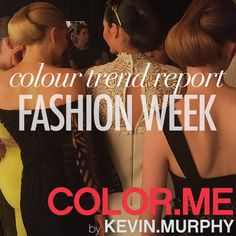 Fall Colour Trend Report  on Bangstyle, House of Hair Inspiration