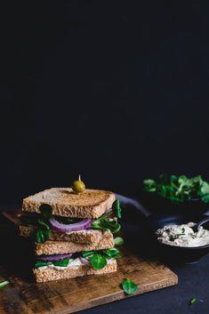 Rybacia pomazánka / Tuna sandwich