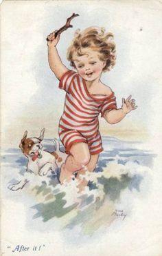 Gyermek nosztalgia képek | PaGi Decoplage