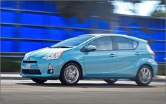 2012 Toyota Prius C First Test - Motor Trend Hybrids And Electric Cars, Toyota Prius, Mazda 3, Fuel Economy, Luxury Cars, Dream Cars, Super Cars, Classic Cars, Automobile
