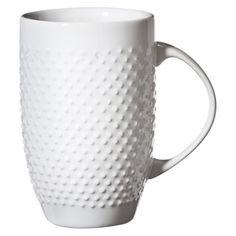 I love these and want them!!!   Threshold™ Latte Mug Set of 4 - White