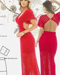 Ideas For Crochet Cardigan Summer Long Crochet Headband Pattern, Crochet Shirt, Crochet Cardigan, Knit Dress, Crochet Summer Dresses, Wedding Dress Patterns, Knitwear Fashion, Beautiful Crochet, Handmade Clothes