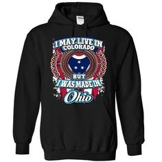 007-COLORADO MADEIN - #tshirt yarn #lace sweatshirt. LIMITED AVAILABILITY => https://www.sunfrog.com/Camping/1-Black-81316036-Hoodie.html?68278