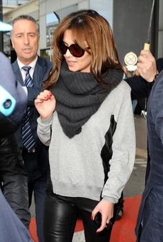 Cheryl Cole - Cheryl Cole Arrives at Cannes