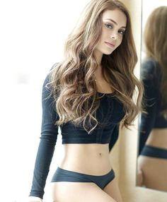 Slim Stomach Diet and Workout Plan Get yours now! She Is Perfect April 28 2019 at Sexy Outfits, Blake Lovely, Slim Stomach, Beautiful Long Hair, Beautiful Women, Gorgeous Girl, Her Hair, Asian Beauty, My Girl