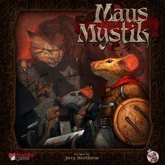 MAUS & MYSTIK (Mice & Mystics)