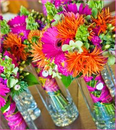 Elect Training Academy: Wedding trends 2015. What flowers to use?