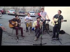 "The Spinto Band ""Cookie Falls"" live at Rainbow Records, Record Store Day 2012, Newark, DE."