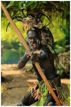 Vanuatu Worrier by *jaydoncabe on deviantART