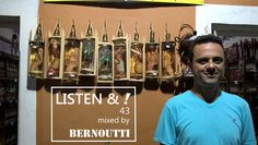 Deep Lounge Jazz Grooves 43 DJ mix by Bernoutti ( cleaning, cycling, nig...