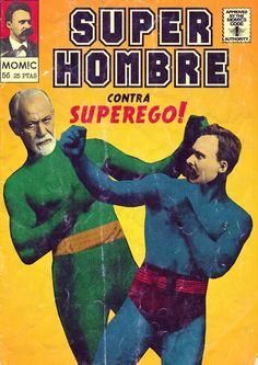 SuperUomo vs Super Ego