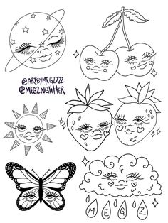 Home   ART BY MEGZ Cute Tiny Tattoos, Pretty Tattoos, Mini Tattoos, Small Tattoos, Line Art Tattoos, Tattoo Flash Art, Body Art Tattoos, Tatoos, Tattoo Design Drawings